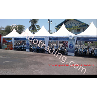 Jual Tenda Kerucut Bikers Both 2