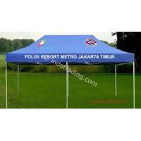 Tenda lipat Promosi Frisan Flag  1