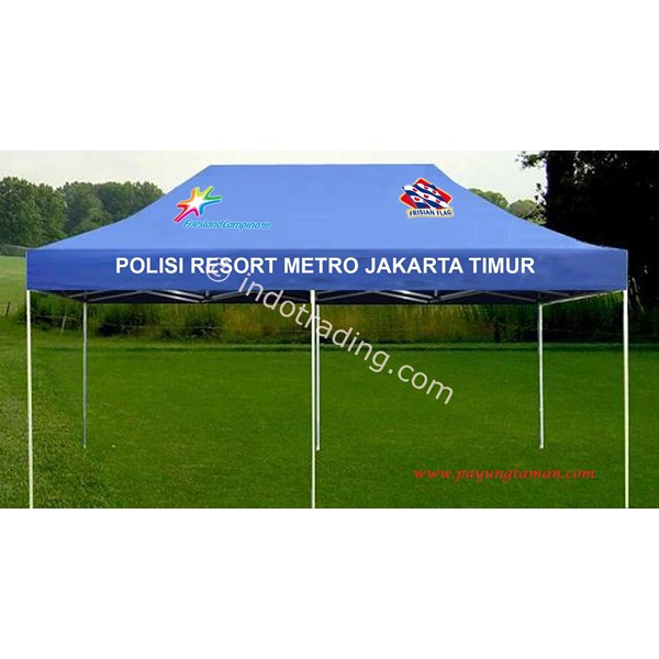 Cones Promotional Tents Frisan Flag