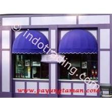 Canopy Kain Sunbrella Purple