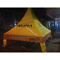Tenda Kerucut Promosi Adira