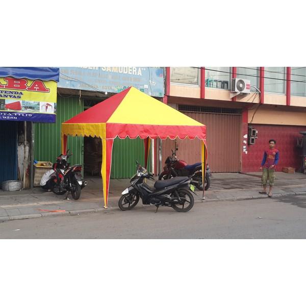 Tenda Promosi Warna