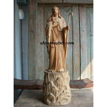 Patung Yesus Am.153