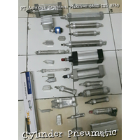 Jual Tabung Aluminum Alloy Round 2