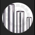 Tabung Cylinder Chrome CK 45 1