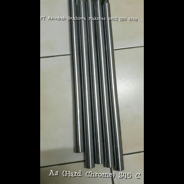 Tabung Silinder Alloy Chromium 4140 Cr-Mo