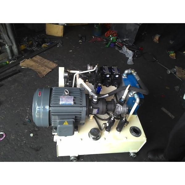 Silinder Hidrolik powerpack