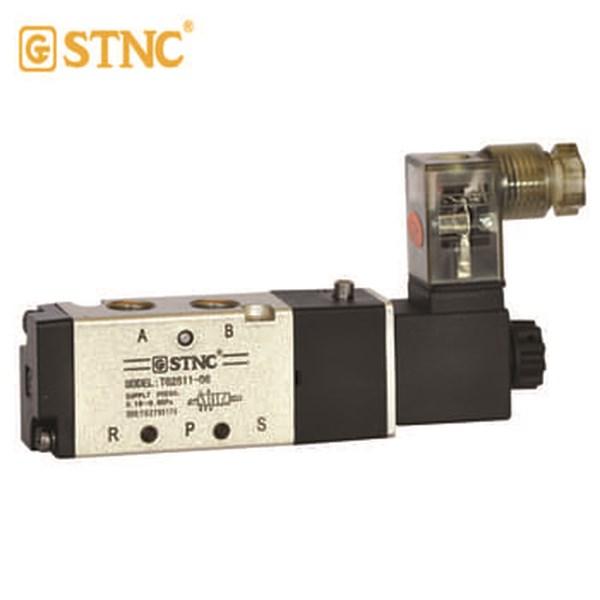 STNC Solenoid Valve TG2512-06 5/2 Way