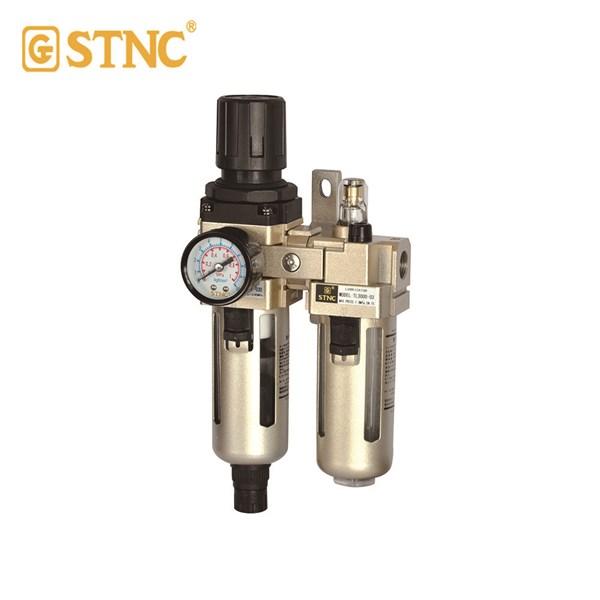 STNC Filter Regulator Lubricator TC3010-03