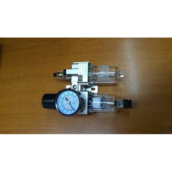 STNC Filter Regulator Lubricator TC2010-02