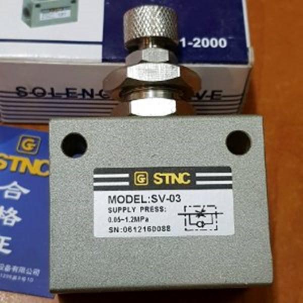 Speed Control Valve SV-03 STNC