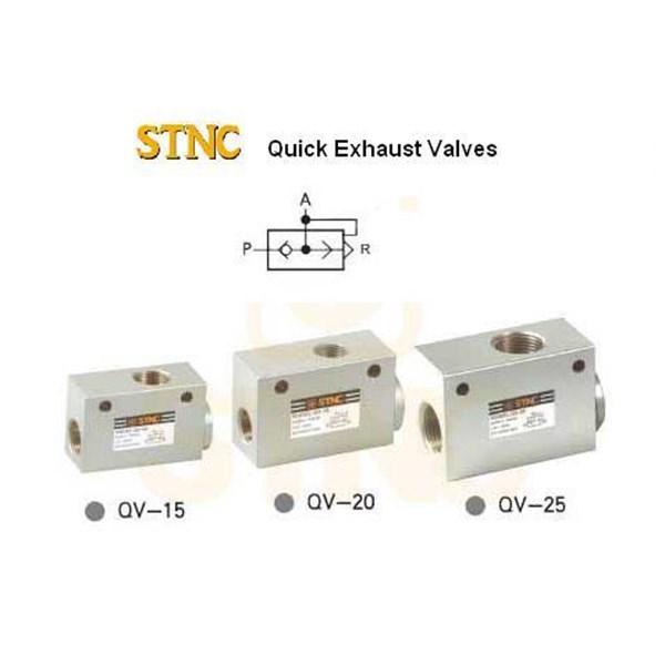 Quick Exhaust Valve QV - 15 STNC