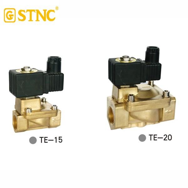 Solenoid Valve TE - 15 - 220 VAC 2/2 way STNC