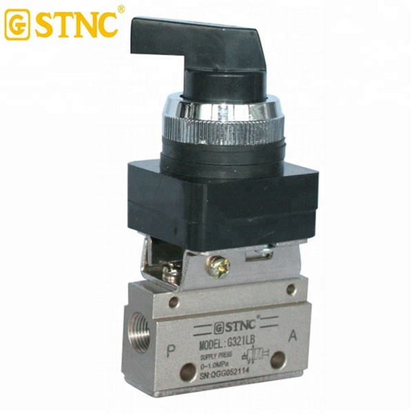 Mechanical Valve G321 LB 2/2 way STNC