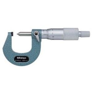 Micrometer Spherical Anvil 115