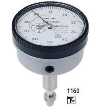 Back Plunger Type Dial Indicator 1160
