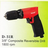 Mesin Bor Reversibel Gabungan D-31R