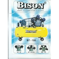 Air Compressor Merk Bison  1