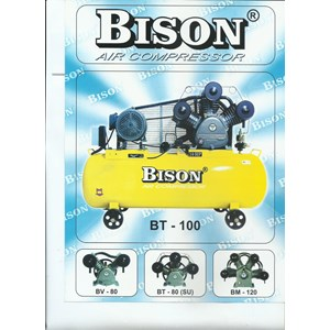 Air Compressor Merk Bison