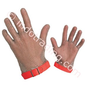 Sarung Tangan Safety Blue Eagle Stainless Steel Glove 52 LR