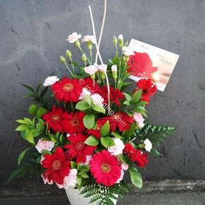 Bunga Meja Tipe 1