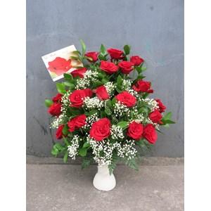 Bunga Meja Tipe 2