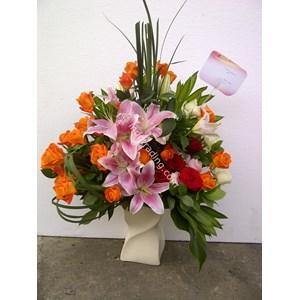 Bunga Meja Tipe 4