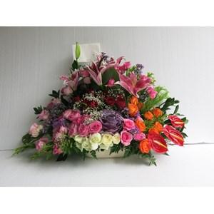 Bunga Meja Tipe 10