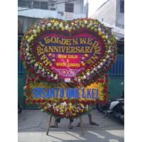 Papan Bunga Wedding Tipe 9 1