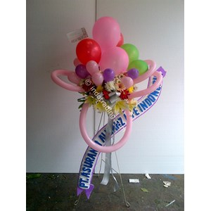 Rangkaian Balon Tipe 2