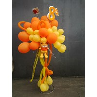 Rangkaian Balon Tipe 5 1