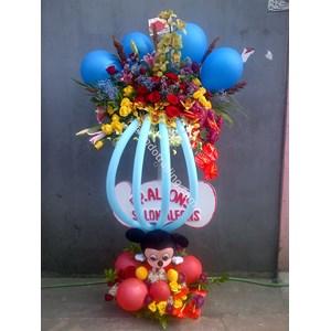 Jasa dan  Rangkaian Balon Tipe 6
