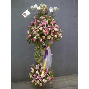 Standing Flower Duka Cita Tipe 10