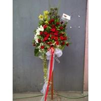 Standing Flower Ucapan Selamat Tipe 8 1
