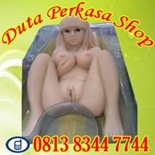 Alat Bantu Sex Pria Boneka Full Body Cantik Siliko