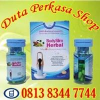 Obat Penurun Berat Badan Herbal Alami Asli Permanen Obat Kapsul Pelangsing Badan Terlaris Berkualitas Body Slim Herbal