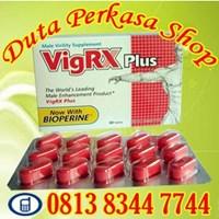 Obat Vigrx Plus Suplemen Pembesar Alat Vital Pria Obat Medis Pria Dewasa Obat Pemanjang Pen1s Pria Dewasa 1