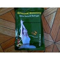 Jual Obat Pelangsing Badan Herbal Alami Ampuh Obat Penurun Berat Badan Cepat Permanen Obat Pelangsing Meizitang Slimming Soft Capsule 2
