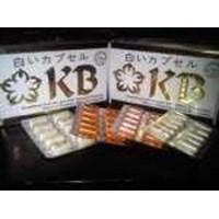 Jual Obat Pemutih Wajah Alami Cepat Obat Pil Pemutih Kulit Wajah Badan Herbal Asli Cara Memutihkan Kulit Wajah Badan Alami Produk Perawatan Wajah Kyusoku Bihaku ( Pemutih KB ) 2