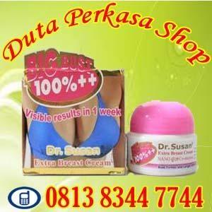 Cream Dr. Susan Asli Obat Krim Pembesar Payudara Permanen Cream Perawatan Tubuh Alami Pengencang Payudara Wanita Obat Cream Mengencangkan Payudara Cepat