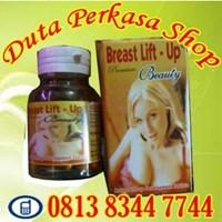Obat Kapsul Pembesar Payudara Herbal Alami Obat Pengencang Payudara Permanen Perawatan Tubuh Breast Lift Up Beauty 1
