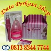 Vakum Pembesar Payudara Alami Permanen Perawatan Tubuh Wanita Alat Pompa Vakum Payudara Dan Cream Pengencang Payudara Herbal Alami 1