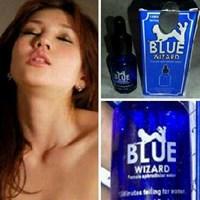 Jual Pembangkit Gairah Wanita Sex Blue Wizard Obat Cair Penambah Gairah Wanita Produk Seks Wanita Asli 2