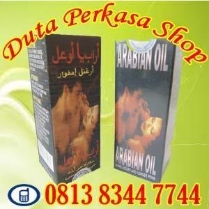 Minyak Oil Pemanjang Alat Vital Pria Oil Minyak Pembesar Alat Vital Pria Permanen Produk Seks Arabian Oil