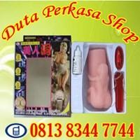 Alat Masturbasi Seksualitas Pria Sex Toys Terlaris Produk Seks Boneka Vagin4 Getar Silikon Alat Mainan Sex Pria 1