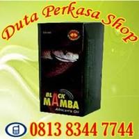 Pembesar Dan Pemanjang Alat Vital Pria Produk Seks Pria Black Mamba Oil Super 1