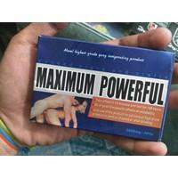 Jual Obat Pil Tahan Lama Pria Obat Vitalitas Perkasa Pria Asli Suplemen Dan Vitamin Pria Maximum Powerfull Original 2