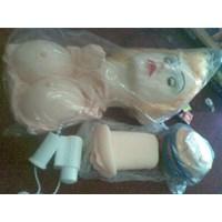 Jual Alat Bantu Sex Pria Boneka Full Body Cantik Silikon Produk Seks Pria Dewasa Boneka Sex Toys Alat Mainan Sex Pria Terlaris  2