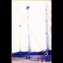 Tiang Antena Pemantau Dermaga