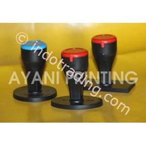 Gagang Stampel Plastik